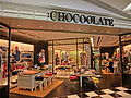 HK Tsuen Wan Plaza 荃灣廣場 mall shop clothing Chocoolate May-2013.JPG
