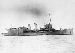 HMS Empress (1914) - Image: HMS Empress (1914)