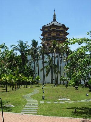 Bo'ao - Bo'ao Buddhist Temple (博鳌禅寺)