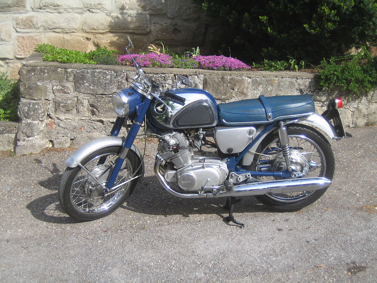 Honda CB 72 – Wikipedia