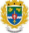 Huy hiệu của Bárdudvarnok