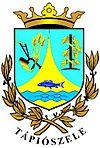 Huy hiệu của Tápiószele