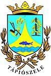 Tápiószele címere