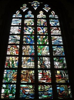 Gunhild Kristensen - Window in Haarlem