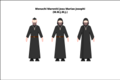 Habit of the Maronite monks of Jesus, Mary and Joseph.png