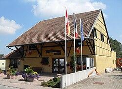 Hagenthal-le-Haut, Mairie.jpg