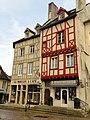 Half-timbered house - Chalon-sur-Saône - DSC06100.jpg