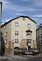 Hall in Tirol, Haus Schmiedgasse 2 korrigiert.JPG