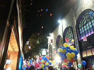 Itaewon - Halloween festival in Itaewon