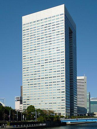 Toshiba - Image: Hamamatsucho Building