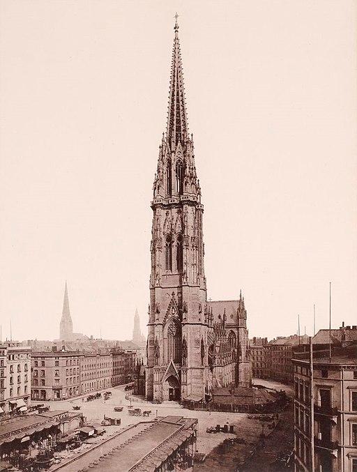Hamburg 1891-1893, Strumper & Co, S. 21 Die St. Nicolai Kirche