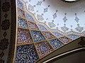 Hammame Haj Asgarkhan عکس از تزئینات حمام حاج عسگرخان، بناهای تاریخی و دیدنی شهرستان قم.jpg