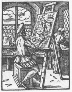 画家's relation image