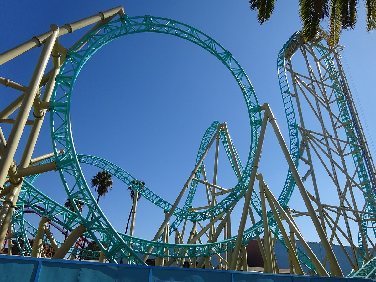 Hangtime Roller Coaster Wikipedia