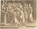 Hans Brosamer, Solomon Worshipping Idols, 1545, NGA 5272.jpg