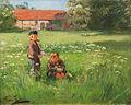Hans von Bartels Kinder auf der Wiese 1876.jpg