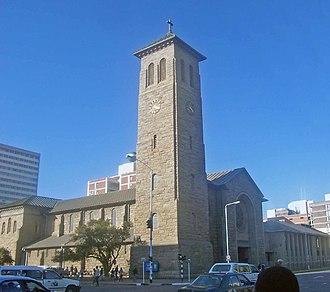 Harare - Image: Harare anglicanchurch