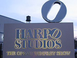 Media in Chicago - Harpo Studios, home of talk show host Oprah Winfrey