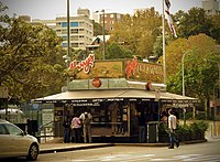 Harry's Cafe de Wheels (The best pies ^ hot dogs in town^) - panoramio.jpg
