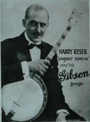 Harry Reser - Image: Harry Reser