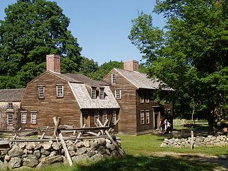 Minute Man National Historical Park - Hartwell Tavern, Lincoln, Massachusetts