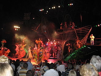 Tropicana Club - Tropicana stage