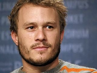 Heath Ledger Australian actor