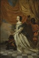 Hedvig Eleonora, 1636-1715, drottning av Sverige prinsessa av Holstein-Gottorp (Abraham Wuchters) - Nationalmuseum - 15139.tif
