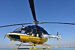 Helicóptero da PRF decola da sede estadual da instituição em Curitiba (36446328083).jpg