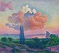 Henri-Edmond Cross (French, 1856-1910) - The Rose Cloud (Le Nuage rose) - 2020.106 - Cleveland Museum of Art.jpg