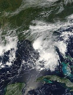 Tropical Storm Henri (2003) Atlantic tropical storm in 2003