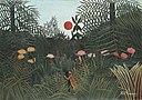 Henri Rousseau - Foret vierge au soleil couchant.jpg