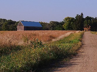 National Register of Historic Places listings in Chippewa County, Minnesota - Image: Henry Gippe Farmstead