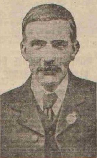 Albert Pierrepoint - Albert's father Henry