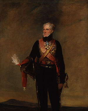 Henry Paget, 1st Marquess of Anglesey - Image: Henry William Paget, 1st Marquess of Anglesey by William Salter