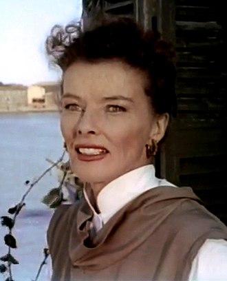 Summertime (1955 film) - Katharine Hepburn as Jane Hudson.