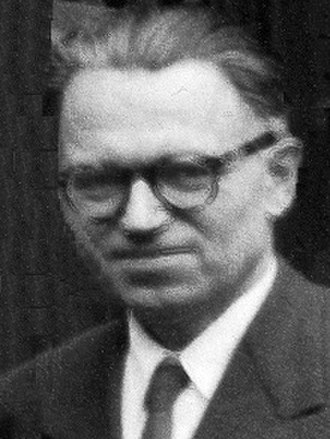 Gerhard Herzberg - Gerhard Herzberg, London 1952