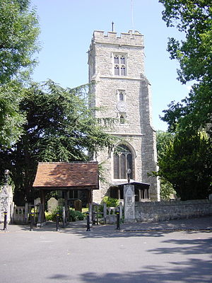 Heston - St. Leonard's Church, Heston