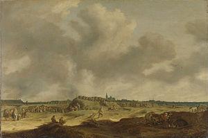 Pieter de Neyn - Siege of 's-Hertogenbosch, 1629.