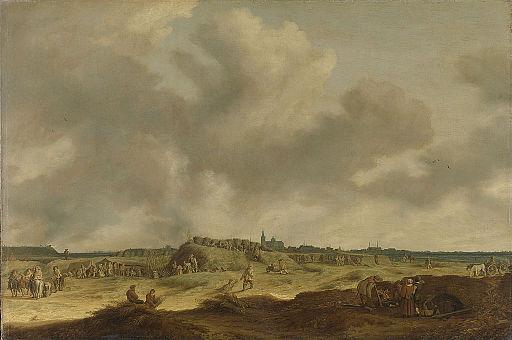 Het beleg van 's-Hertogenbosch door Frederik Hendrik, 1629 (Pieter de Neyn, 1639)
