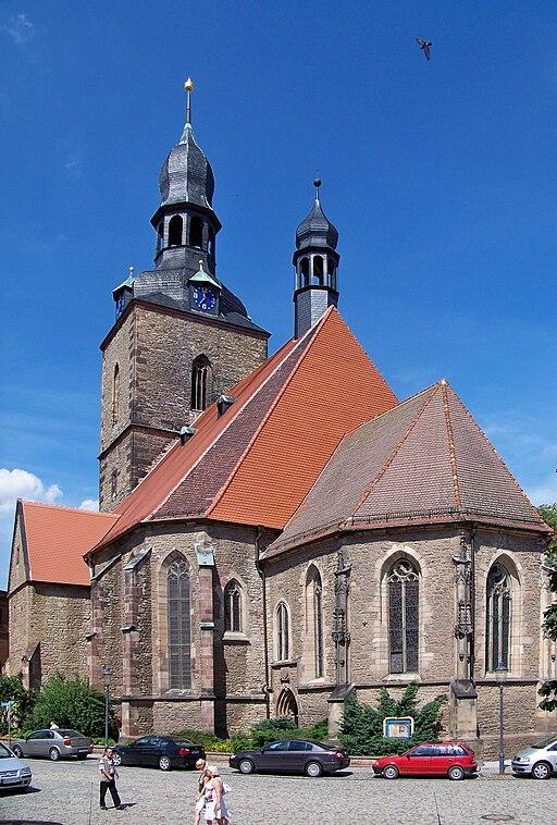 St. Jakobi zu Hettstedt