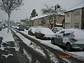 Highfield Road houses covered in snow - geograph.org.uk - 1316532.jpg