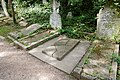 Highgate Cemetery - East - Marx (first grave) 02.jpg