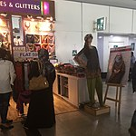 Hijab store in Hyderabad Airport.jpg