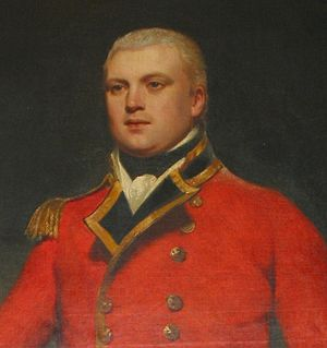 Tomkyns Hilgrove Turner - Portrait by unknown artist of General Sir (Tomkyns) Hilgrove Turner