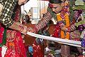 Hindu cultural marriage ceremony IMG 3466.jpg