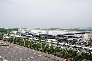 Hiroshima Airport - Image: Hiroshima airport japan