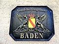 Historisches Badisches Wappen - panoramio.jpg