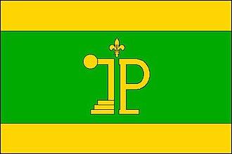 Hlučín - Image: Hlučín flag