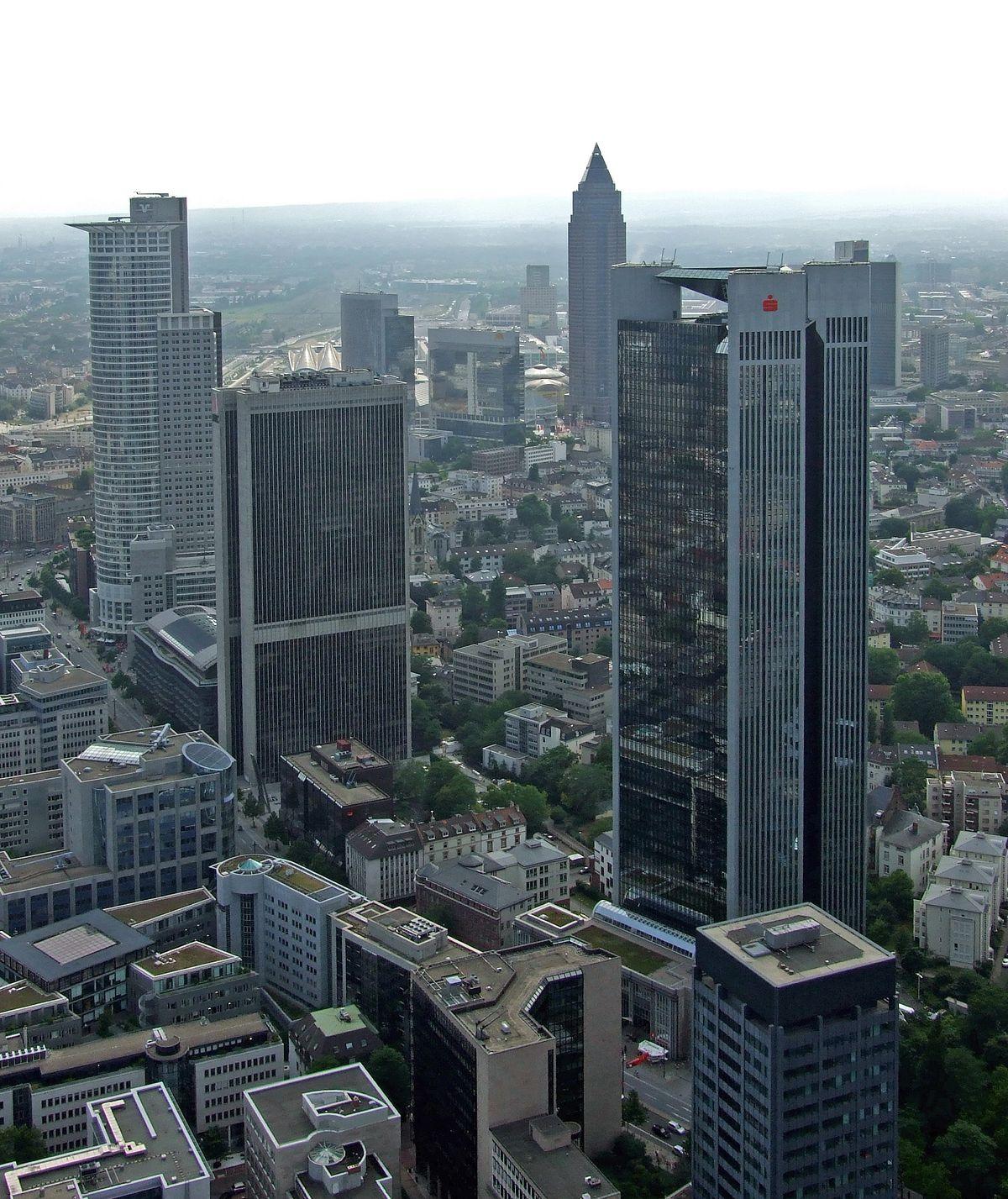 Baufirma Frankfurt marienturm frankfurt am